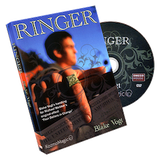 Ringer (DVD and Gimmick) by Blake Vogt and Kozmomagic - DVD