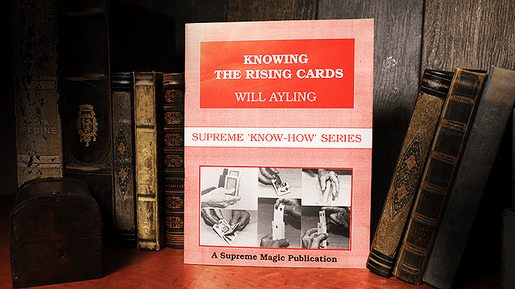 Knowing the Rising Cards by Will Ayling - Book