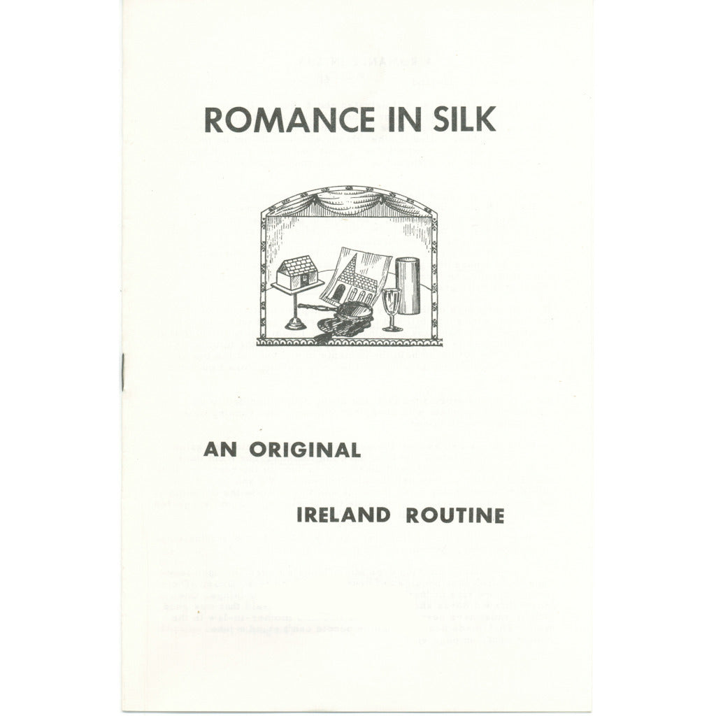 Romance In Silk by Laurie Ireland - Book