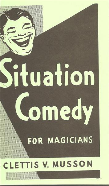 Situation Comedy by Clettis Musson - Book