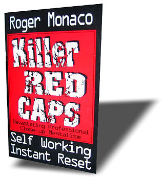 Killer Red Caps by Roger Monaco - Trick
