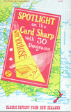 Spotlight on the Card Sharp With 30 Diagrams by Lawrence Scaife - Book