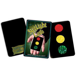 Stop Light Cards - Trick