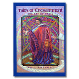 Tales of Enchantment: The Art of Magic by Walt Anthony - Book