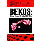 Best Ever Knots Off Silk - Jeff McBride -Trick