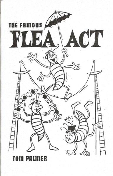 Famous Flea Act by Tom Palmer - Book