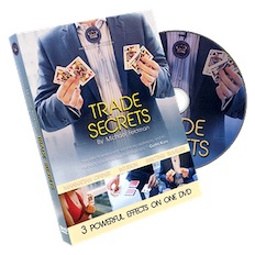 Trade Secrets by Micheal Feldman - DVD