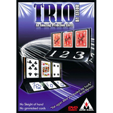 Trio with DVD instructions by Astor - Trick