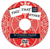 THIS, THAT & the OTHER Stephen Tucker - DVD