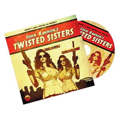 Twisted Sisters 2.0 by John Bannon - Trick