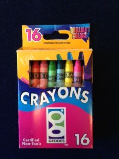 Vanishing Crayons Manufactured at Magic Inc - Trick