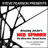 Web Spinner by Amazing Joe Joe