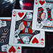 Black Widow Playing Cards by Expert Playing Card Company