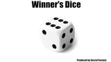 Winner's Dice by Secret Factory - Trick