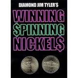 Winning Spinning Nickels by Diamond Jim Tyler - Trick