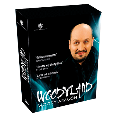 Woodyland by Woody Aragòn and Luis de Matos - DVD