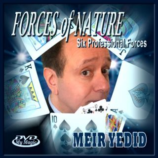 Forces of Nature DVD - Meir Yedid