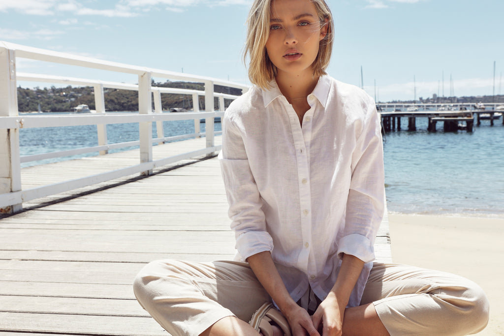The Classic Shirt by Nude Lucy