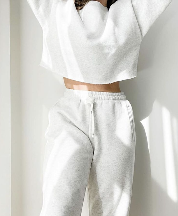 You Just Can't Get Enough of These Sweats Can You?