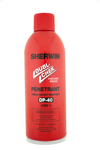 Sherwin, DP-40 <br>Visible Penetrant
