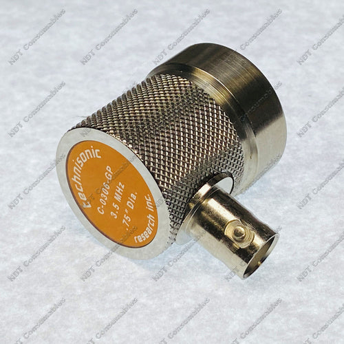 Technisonic Research Contact Transducers