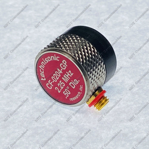 Technisonic Research Fingertip Style Contact Transducers