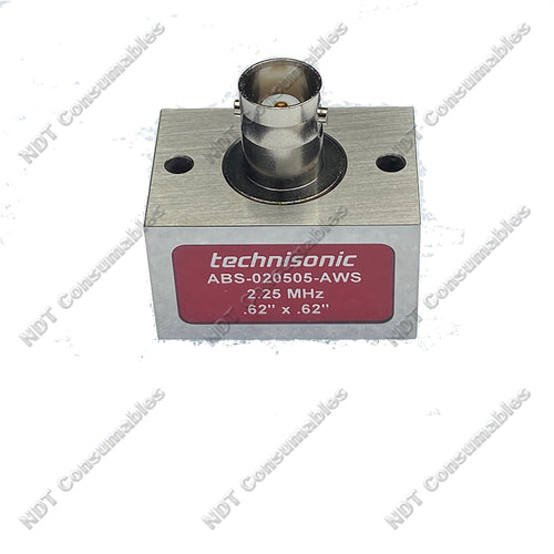 Technisonic Research AWS Transducers