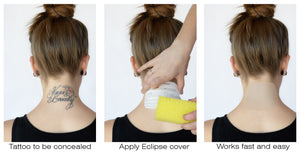 Tatjacket Eclipse Tattoo Covers (6-Pack) - LIGHT COMBO PACK