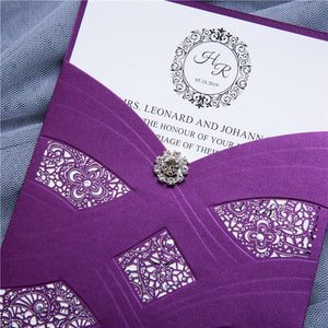 Purple Lasercut Pocket Lasercut (WPL0003)