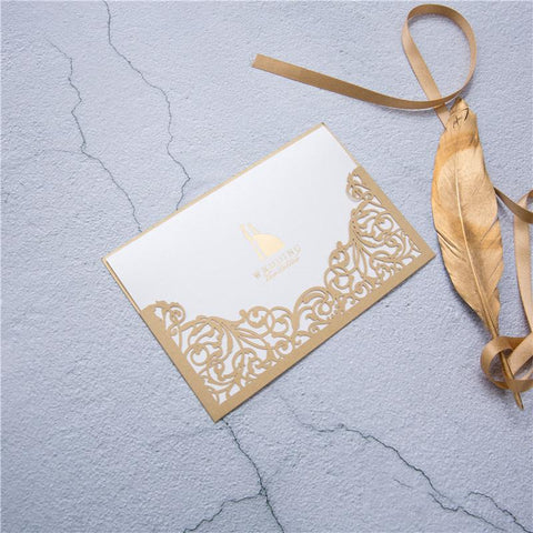 Modern Gold Pocket Lasercut (WPL0007)