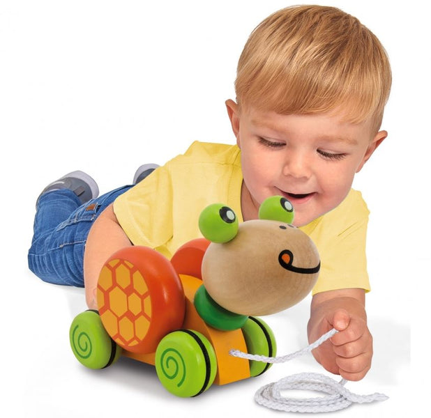 The Benefits of Pull-Along Toys for toddlers and young children