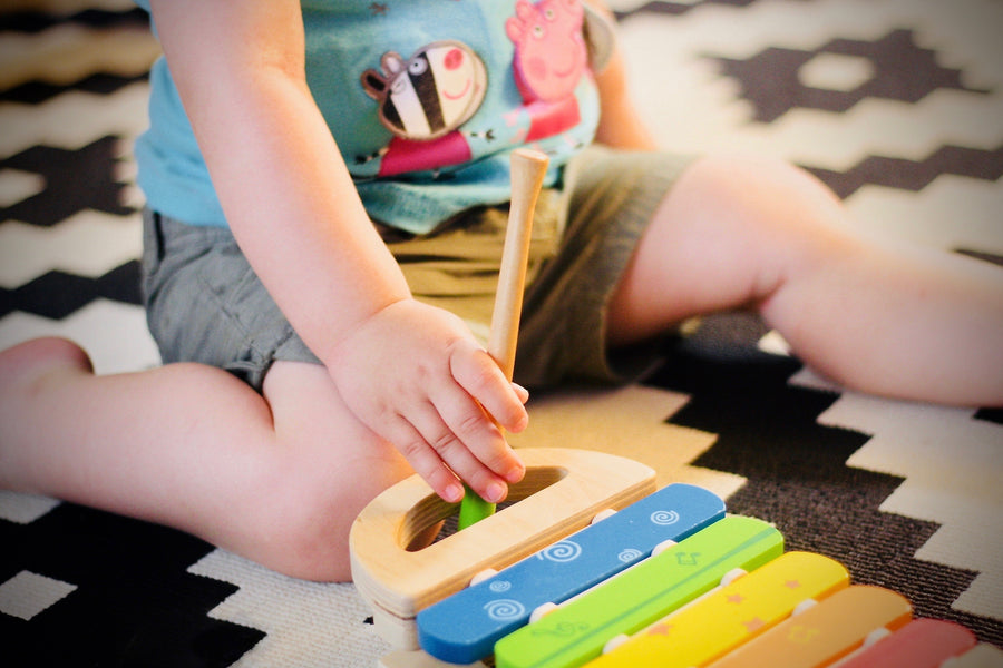 Choosing Developmental-Appropriate Toys