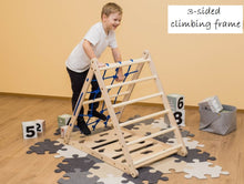 Load image into Gallery viewer, 3 sided climbing Frame Malta