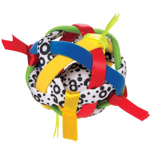 Bababall Sensory Sphere & Rattle