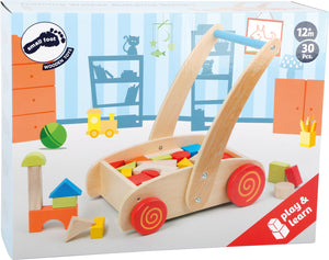 Baby Walker Building Blocks