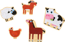 Load image into Gallery viewer, Farm Animals Puzzle Box