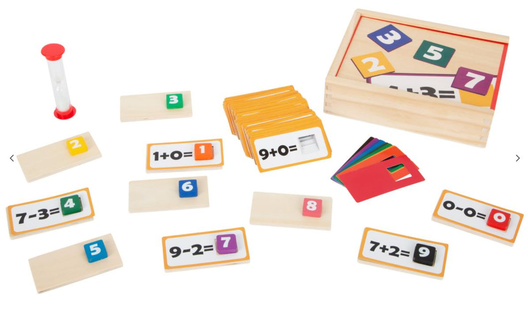 Mathematics Learning Game