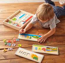 Load image into Gallery viewer, Melissa & Doug See and Spell -  Malta