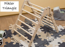 Load image into Gallery viewer, Wooden Climbing Frame - Malta