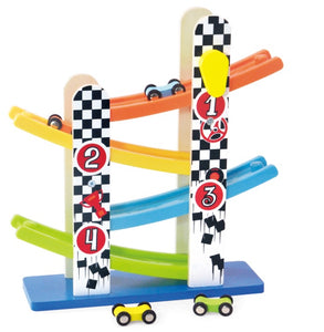 Racing Cars Drop and Go Toy - Malta