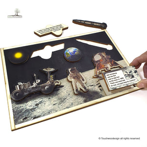 Space Facts Puzzle