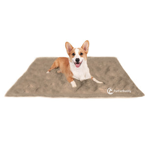 FurFurBuddy™ Calming Plush Blanket
