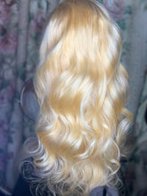 Load image into Gallery viewer, 613 Blonde Lace Frontal Wig