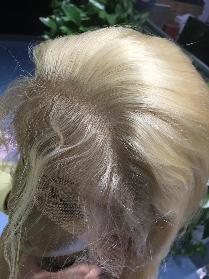 613 Blonde Lace Frontal Wig
