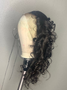Natural Lace Frontal Wig