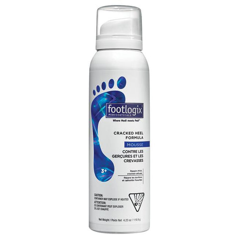 Footlogix Pediceuticals Mousse