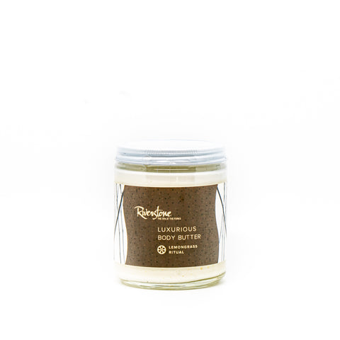 Riverstone Signature Lemongrass Ritual Luxurious Body Butter