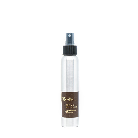 Riverstone Signature Lemongrass Ritual Room & Body Mist