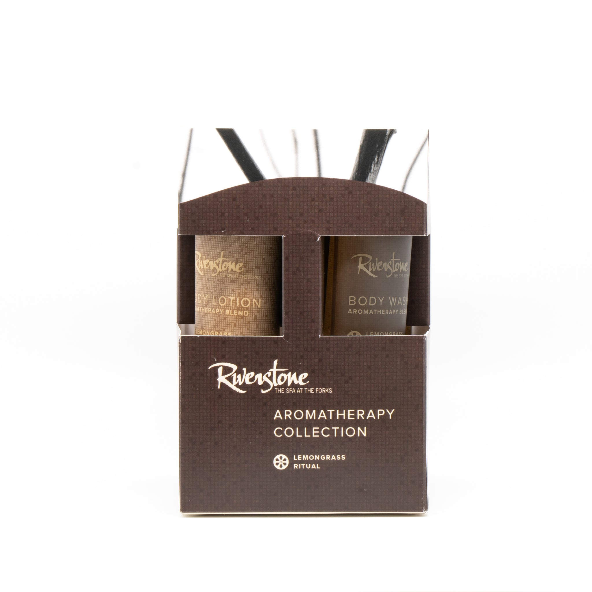 Riverstone Signature Lemongrass Ritual Aromatherapy Collection