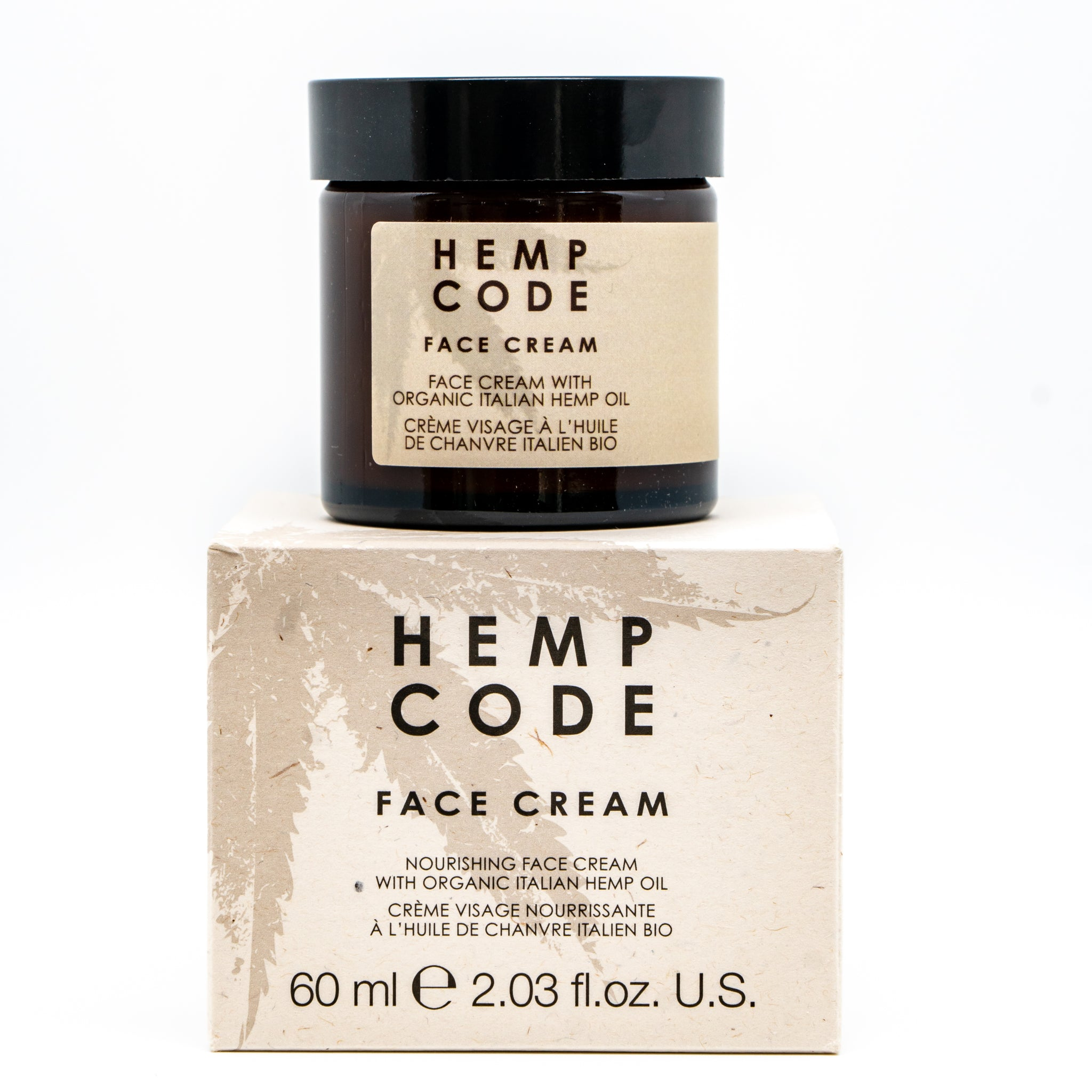 Hemp Code Face Cream